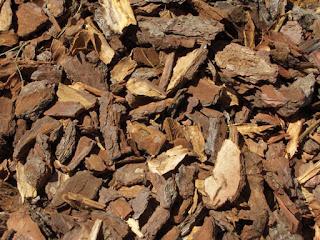 Utilidad de la corteza de pino para jardines