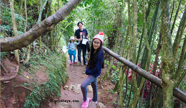 Baguio City - DIY family trip - Tam-awan Village