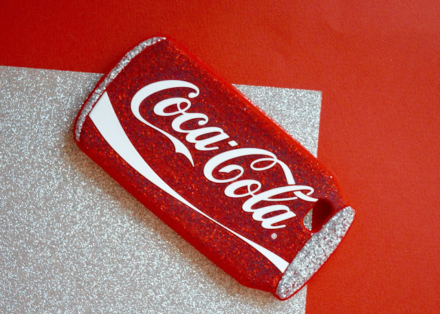 SkinnyDip Coke Can Phone Case