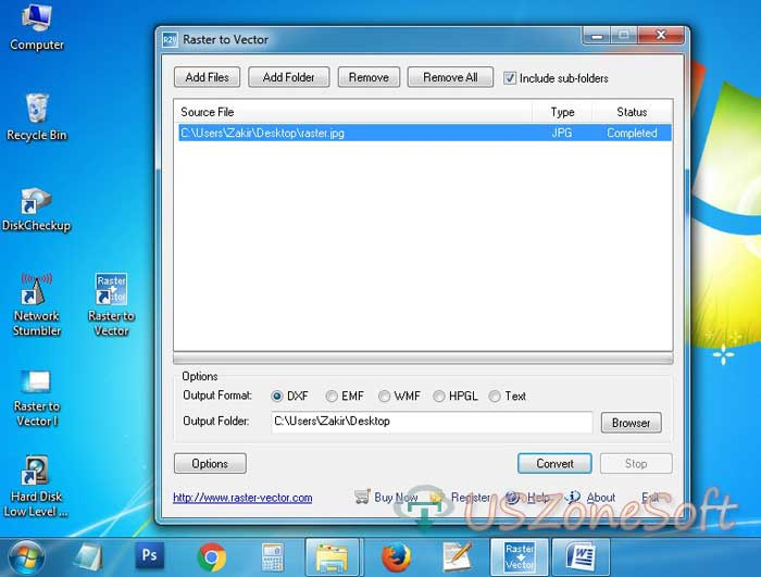 Raster to Vector Software Free Download For XP, 7, 8, 10 ...