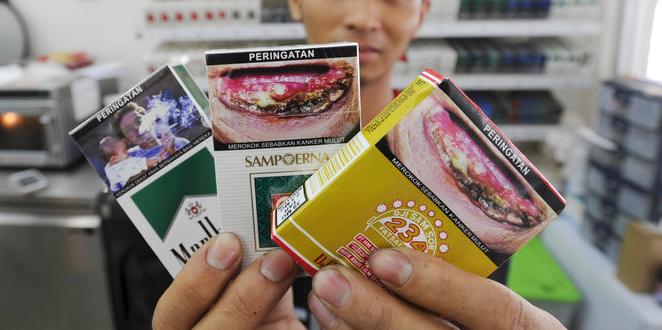 Beredar di Grup Messenger, Ini Daftar Harga Rokok Per September 2016, Mengerikan!