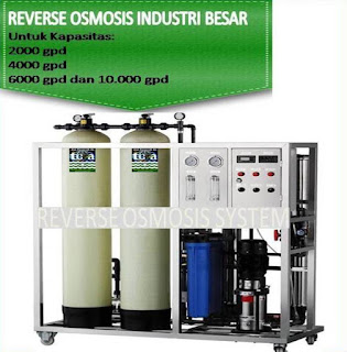 Filter Air Reverse Osmosis Industri