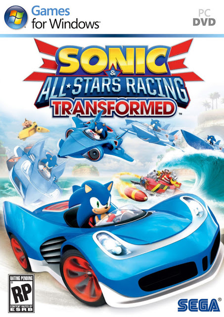 Sonic Transformed and All Stars Racing Fully Full Version
