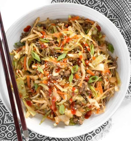 BEEF AND CABBAGE STIR FRY RECIPES