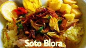 Resep Soto Blora