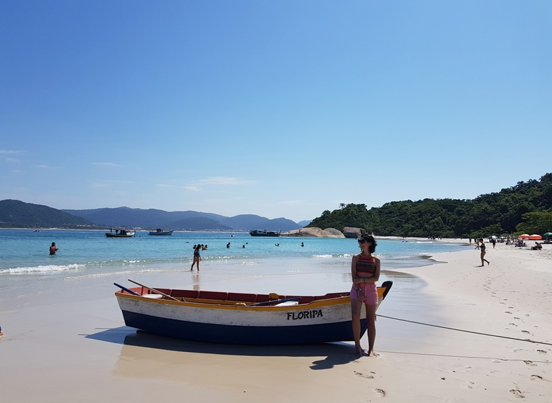 Ilha do Campeche, Santa Catarina