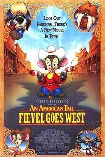 Fievel va al Oeste en Español Latino