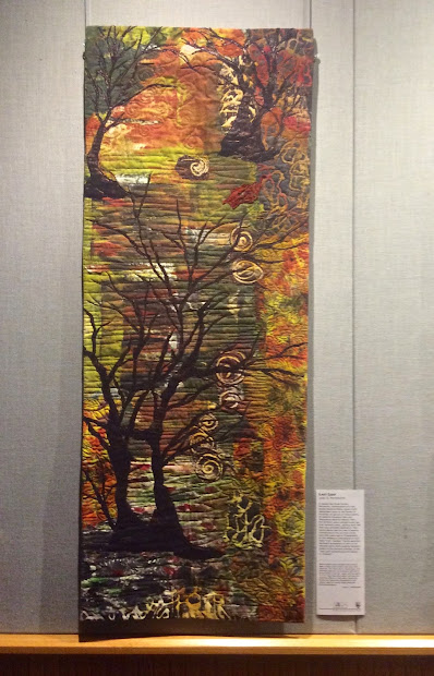 Regina Dunn Deeper Meanings Art Quilts