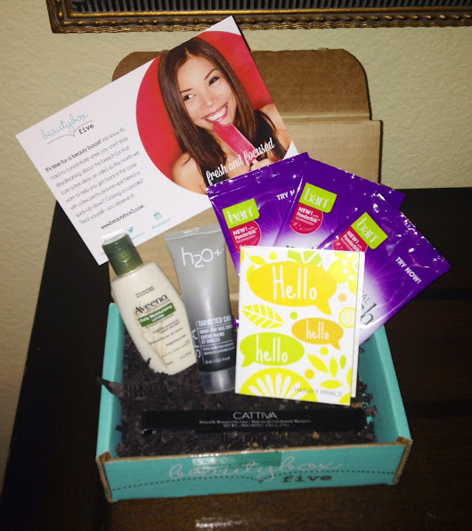May 2014 Beauty Box 5