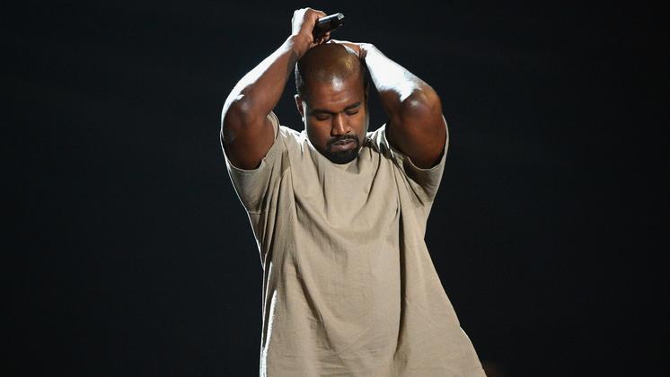 As coisas não estão boas para Kanye West.