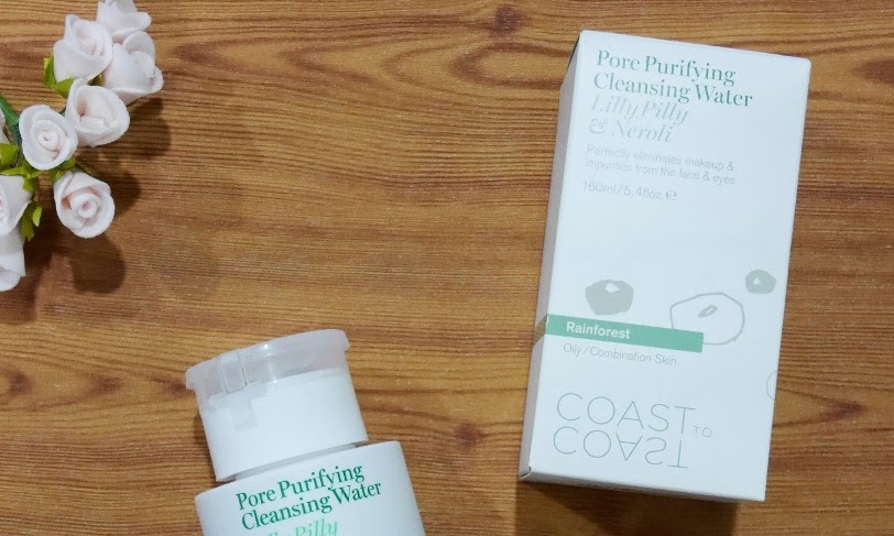 Pore Purifying Cleansing Water by Coast to Coast