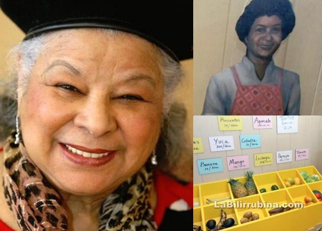 Doña Josefina Rosario (Fefa)