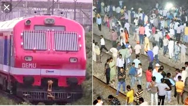 अमृतसर रेल दुर्घटना करीब 200 लोगों की जाने गई,