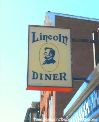 Lincoln Diner in Gettysburg Pennsylvania
