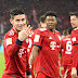 Com show de James Rodríguez, Bayern massacra o Mainz e retoma a liderança da Bundesliga