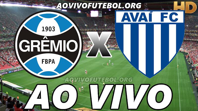 Assistir Grêmio vs Avaí Ao Vivo HD