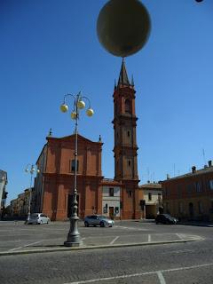 la Chiesa Arcipretale Russi di Ravenna