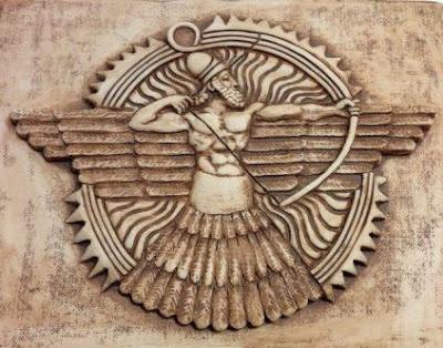 Sumerian Gods.