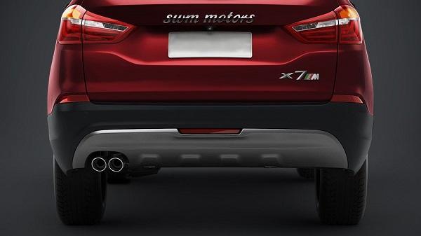 SWM X7 Argentina