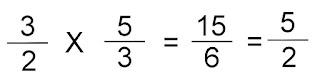 Multiplicación de fraccionarios haciendo uso de la clase fraccion.java