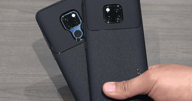 buy online eccaa 51e8d Meet Spigen Huawei Mate 20 Series Rugged Armor Cases!