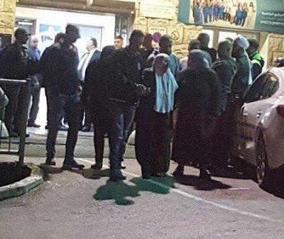 مقتل احمد غزالة وشادي خواجة من الناصرة بعملية اطلاق نار