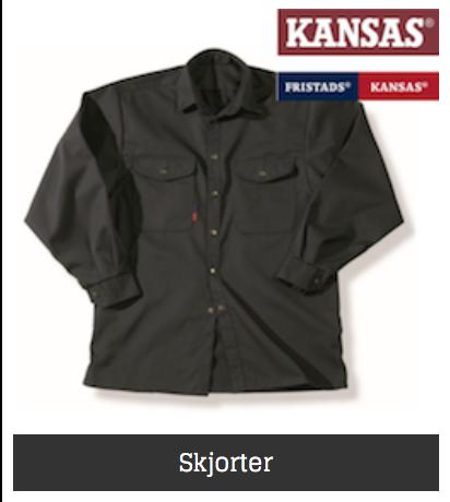 Kansas skjorter