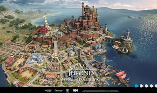 Türkçe Game of Thrones Oyunu Çıktı