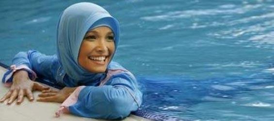 Pour Qui Nous Prend T On Piscine Et Plages Pour Femmes Islamistes