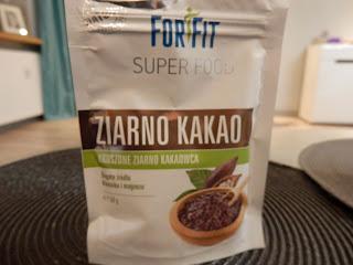 kruszone ziarno kakaowca