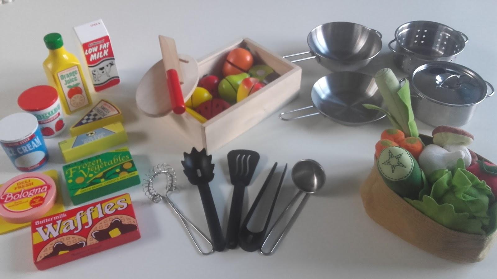 Mamozacompl Blog Wystarczająco Dobrej Matki Zabawkowa Kuchnia Dla