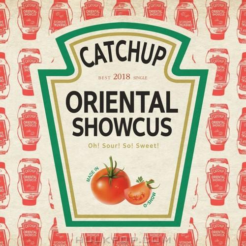 Oriental Showcus – Catch Up – Single