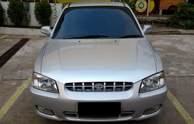 Eksterior Hyundai Accent Verna