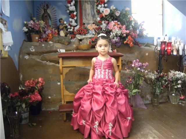 1861c15ab Vestidos de presentacion de 3 años en la lagunilla - Imagui