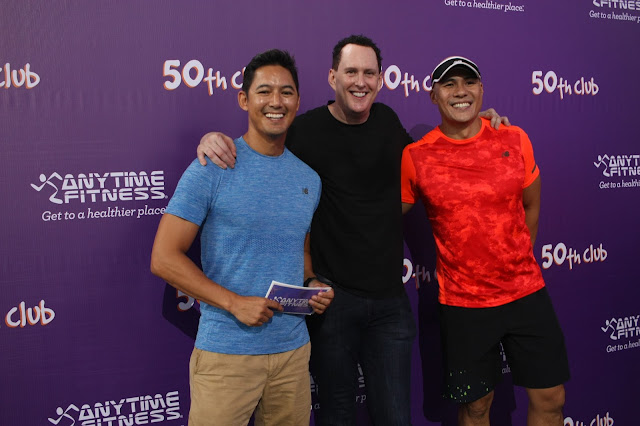 Anytime Fitness My Healthier Place Fitness Fest