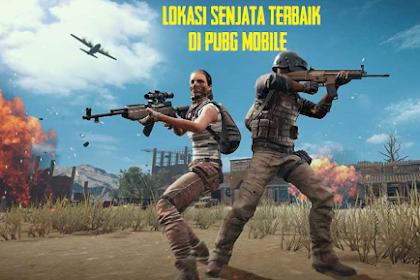 Lokasi AWM, M24, Groza dan Senjata Terbaik Di PUBG Mobile