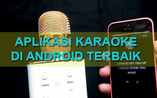 5 Aplikasi Karaoke di Android Terbaik Untuk Latihan Bernyanyi