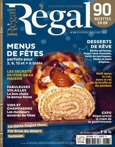 Télécharger Gratuitement Régal Menus de Fétes, 90 Recettes en Or, Desserts de réve pdf