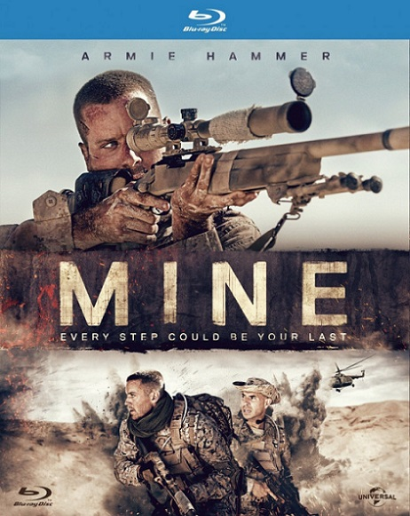 Mine (2016) 720p y 1080p BDRip mkv Dual Audio DTS 5.1 ch