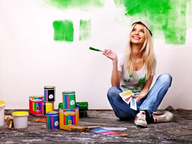 core para pinturas de casas
