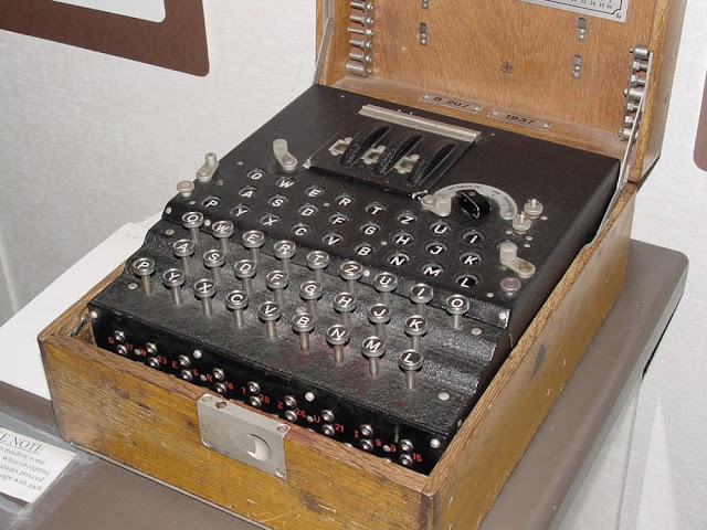Enigma Machine B 207
