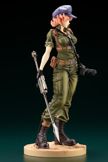 Figuras: La atractiva Lady Jaye de G.I. Joe ahora en bishoujo