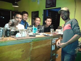 Blogger Medan Community di Omerta