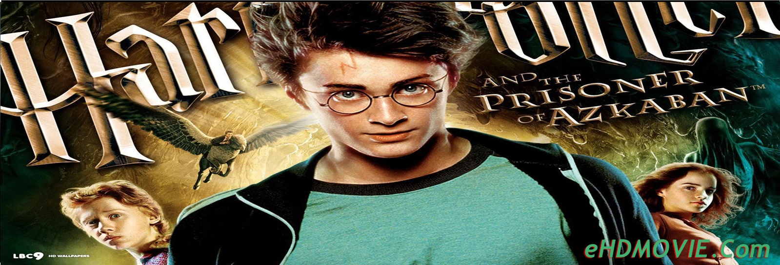 Harry Potter and the Prisoner of Azkaban 2004 Full Movie English 720p – 480p ORG BRRip 450MB - 1GB ESubs Free Download