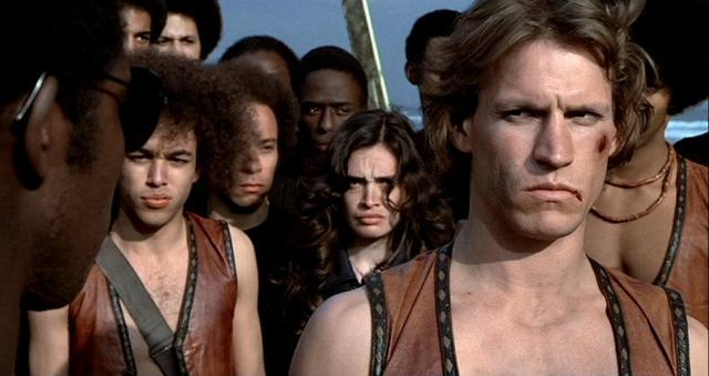 The warriors, 3