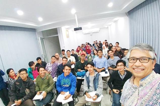 Kuliah Sistem Informasi