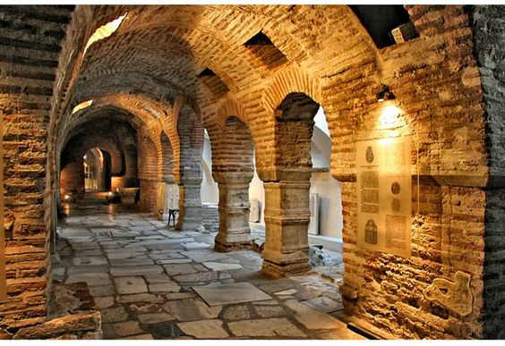 Catacombs of Saint Demetrius, Thessaloniki
