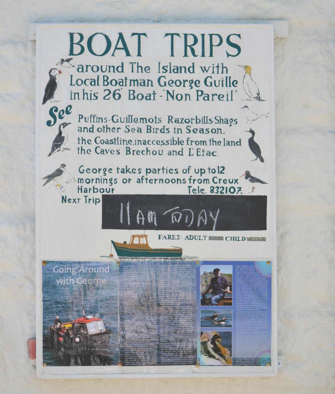 George's Boat Sark