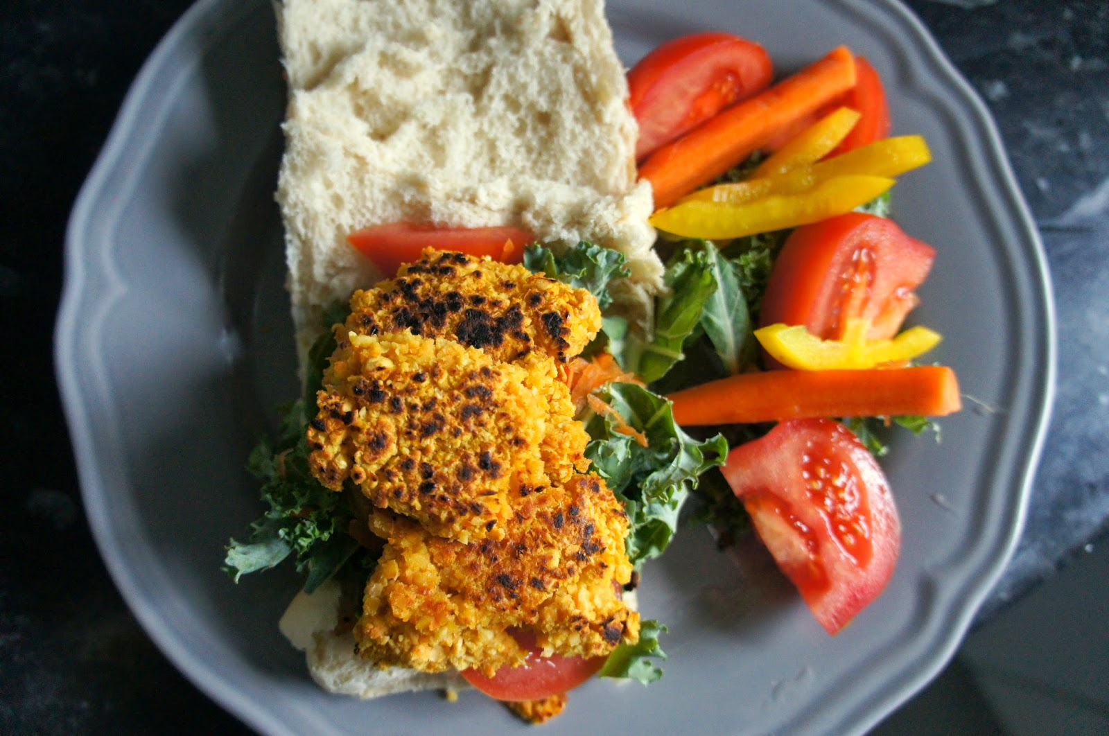 Bite Sized Thoughts Jamie Oliver Inspired Vegan Chickpea And Carrot