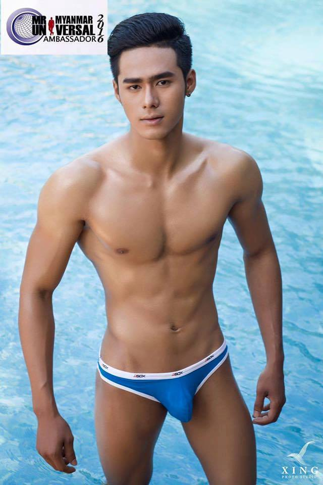 Han Thiha Mister Teen International Myanmar 2016  Apollo -6914